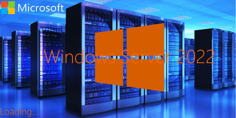 Windows Server 2022 Network Load Balancing Yapılandırması