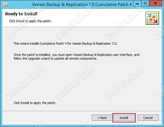 Upgrading to Veeam Backup Replication 95 - Veeam Backup